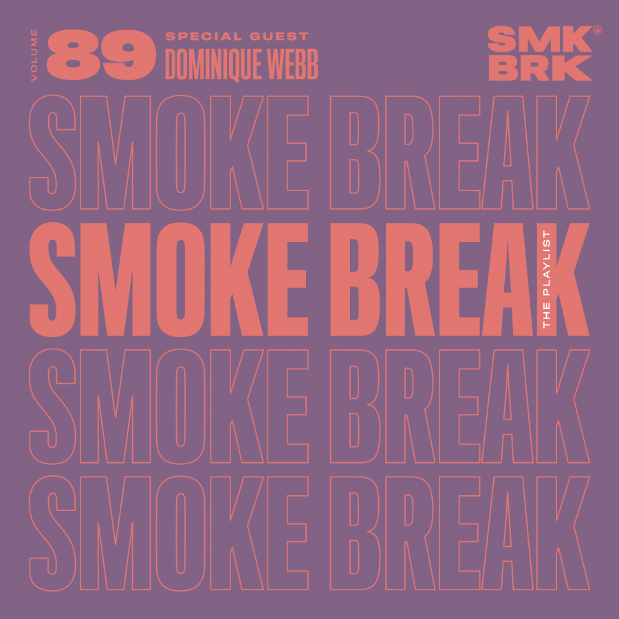 SMK BRK playlist vol 89 front cover