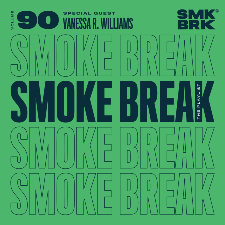 SMK BRK playlist vol 90 front cover