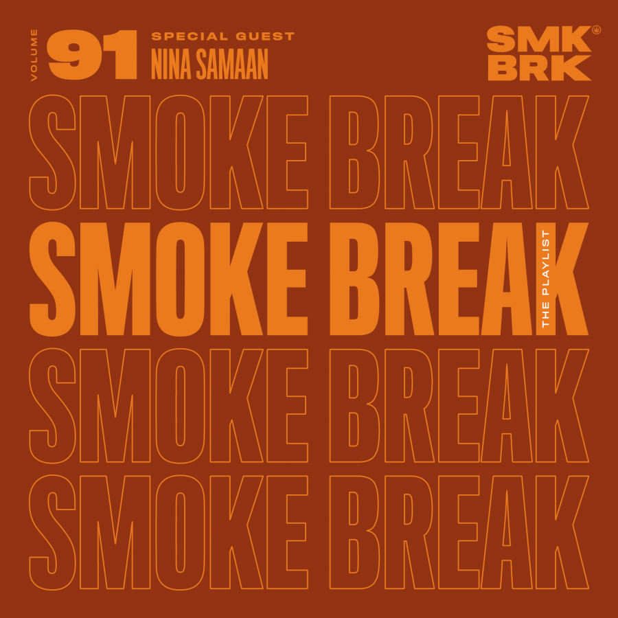 SMK BRK playlist vol 91 front cover