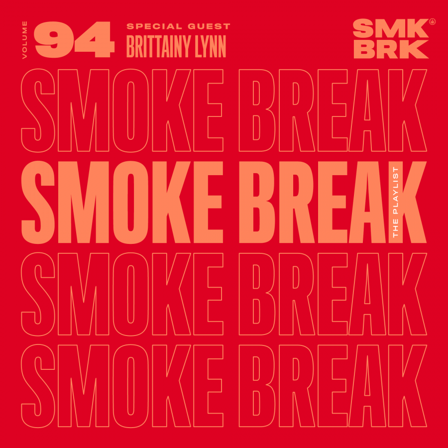 SMK BRK playlist vol 94 front cover