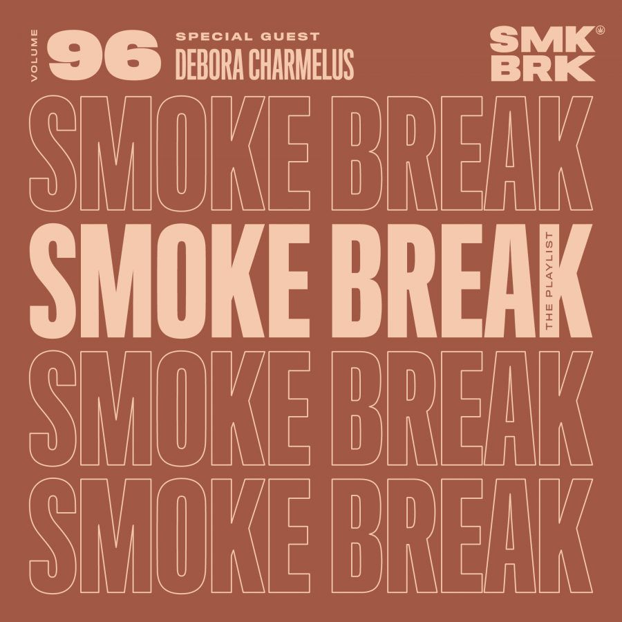 SMK BRK playlist vol 96 front cover