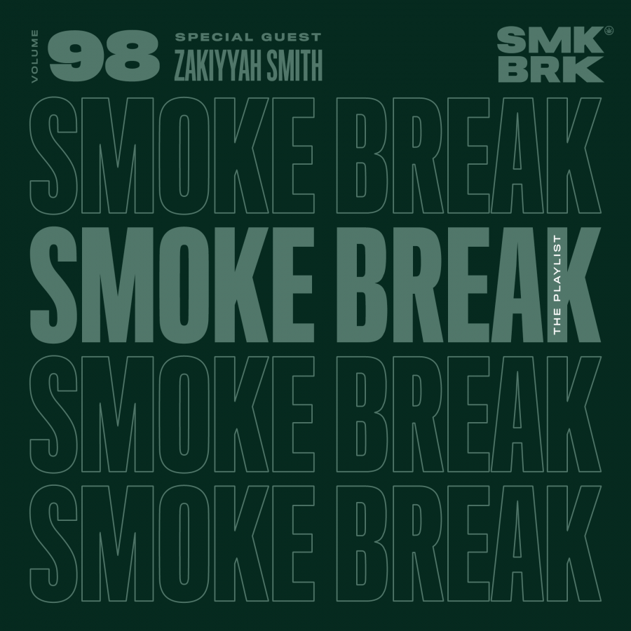SMK BRK playlist vol 98 front cover