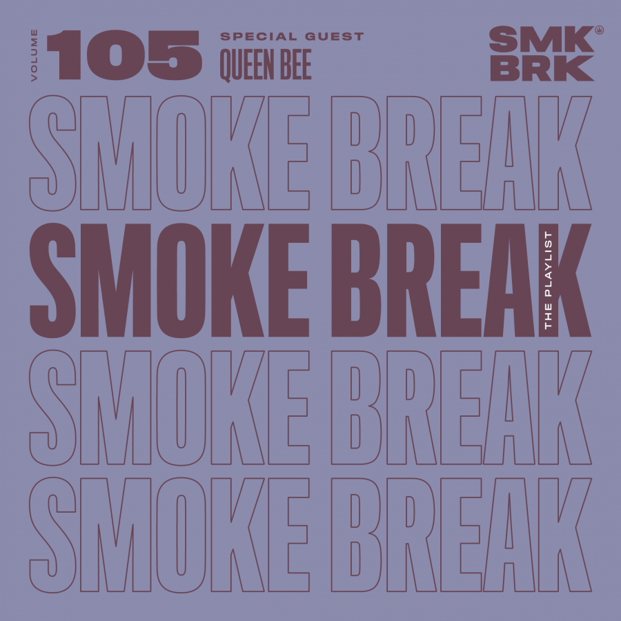 SMK BRK playlist vol 105 front cover