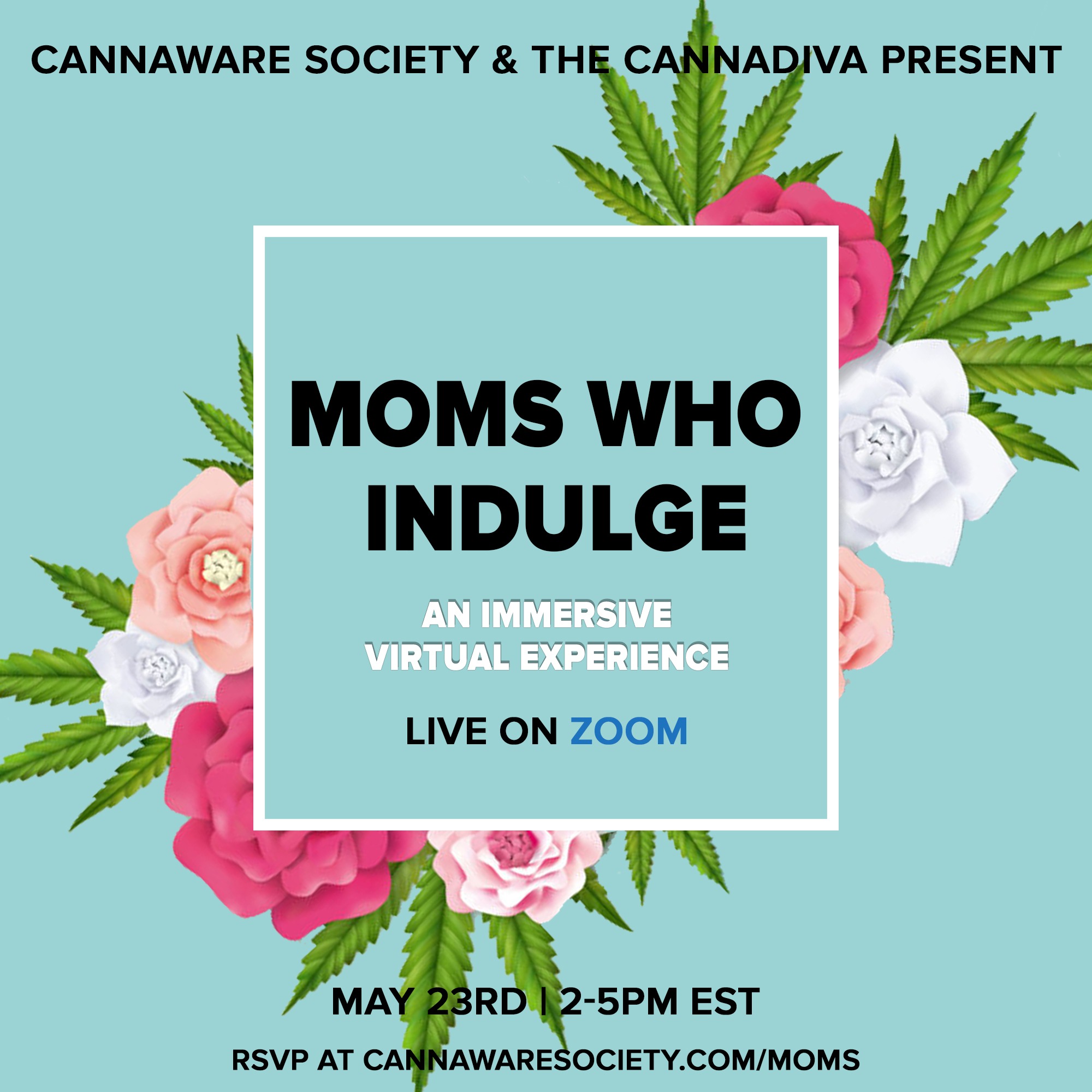 Cannaware Society Moms Who Indulge