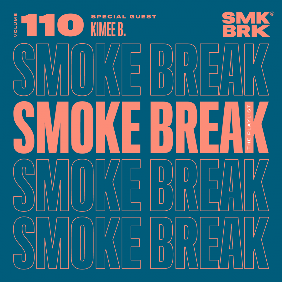 SMK BRK playlist vol 110 front cover pinkstone