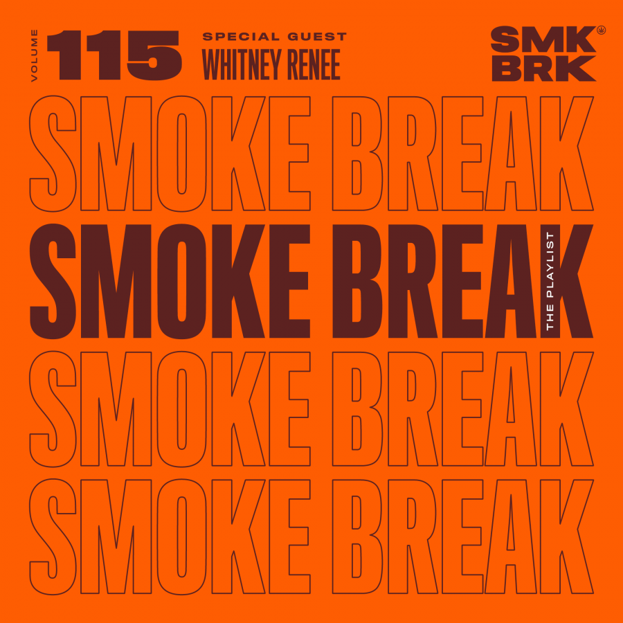 SMK BRK playlist vol 115 front cover