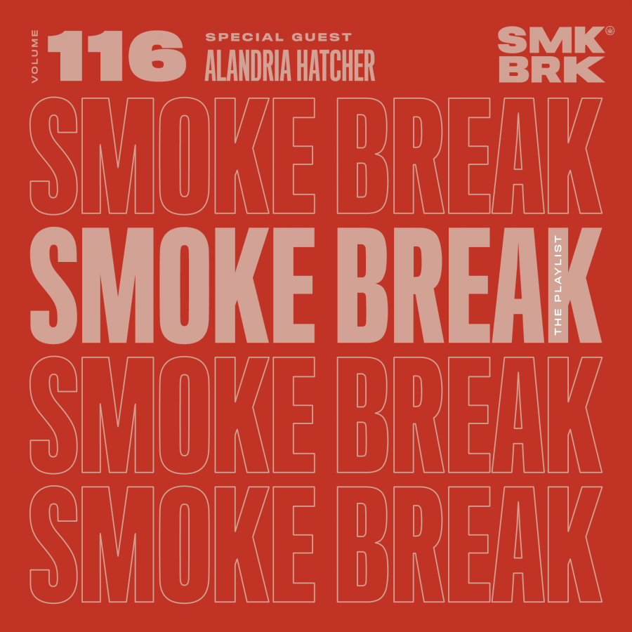 SMK BRK playlist vol 116 front cover