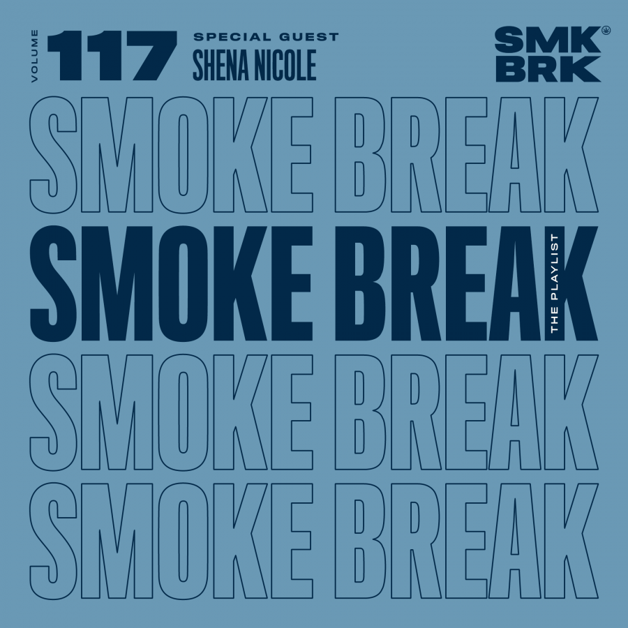 SMK BRK playlist vol 117 front cover