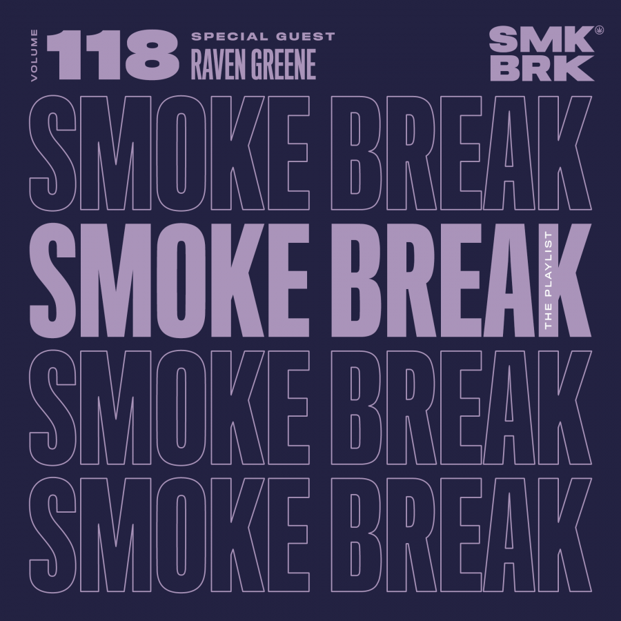SMK BRK playlist vol 118 front cover