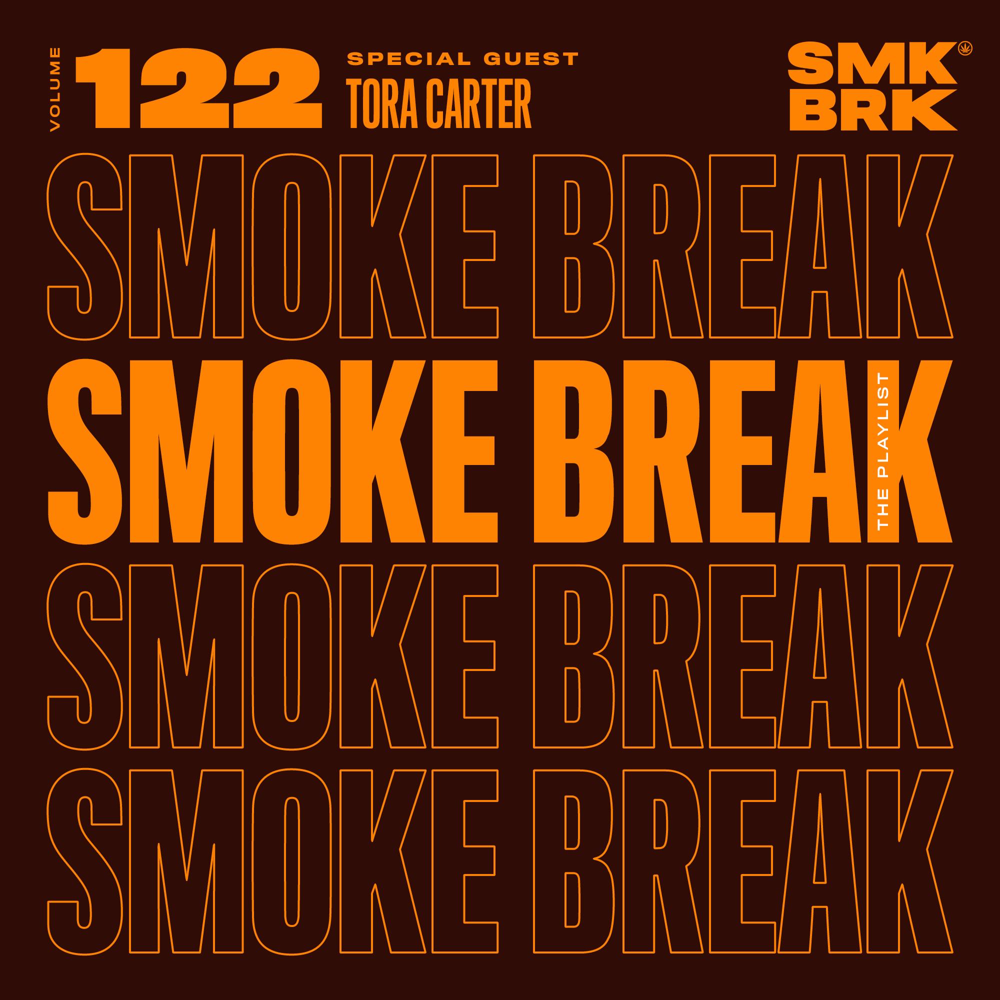SMK BRK playlist vol 122 front cover tora carter